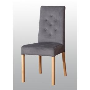Krzesło M20 guziki karo
